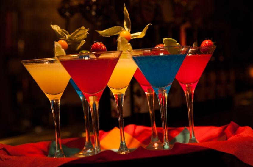 Cohibar Feestlocatie Cocktails op maat